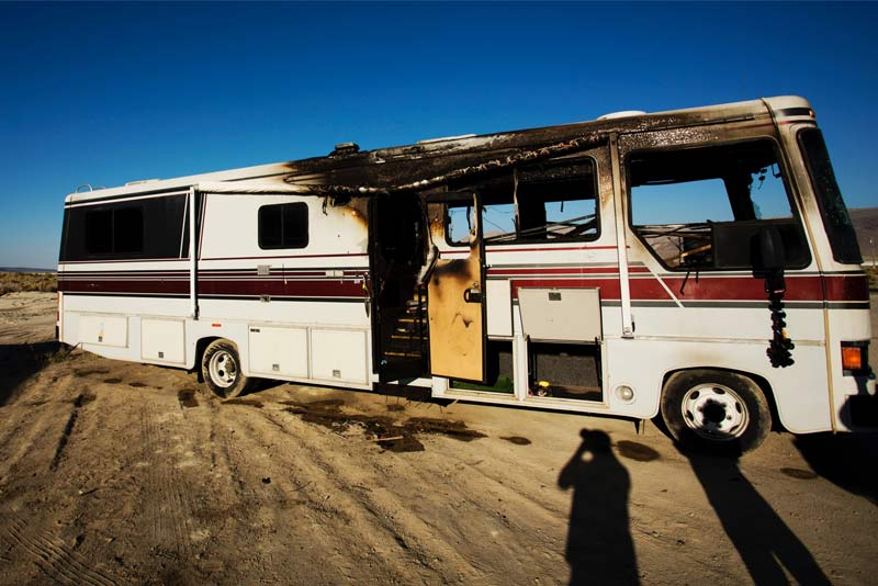 Burning-Man-2015-1;-Burned-Out-RV
